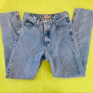 """Vintage Guess high-rise """"mom"""" jeans, 28"""
